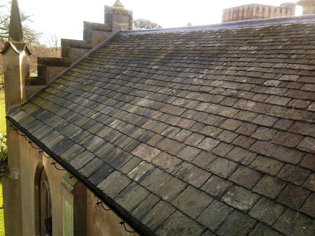 W Howlett Amp Sons Ltd Stone Slate And Tile Roofs